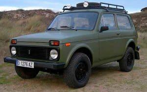 Lada 4x4 - fysspro