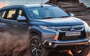 todoterreno Mitsubishi Montero - fysspro