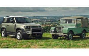 Land Rover Defender - fysspro